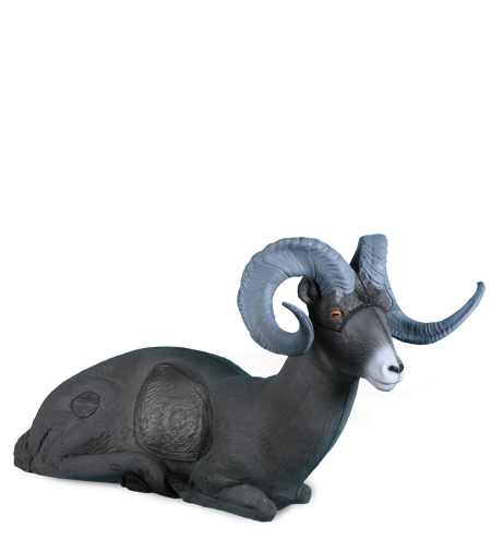 Bedded Stone Sheep